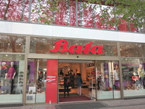 Bata Shoes, New Town, Prague 1
