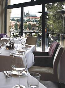 Bellevue Restaurant Old Town Prague 1