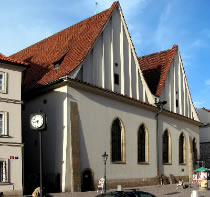 Bethlehem Chapel, Old Town, Prague 1
