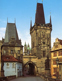 Lesser Town Bridge Tower, Lesser Town, Prague 1