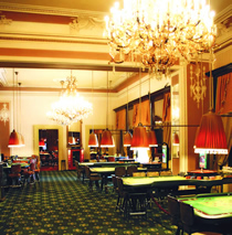 Casino Rebuy Stars at Savarin Palace