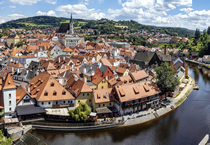 Cesky Krumlov Winter Sightseeing Tour