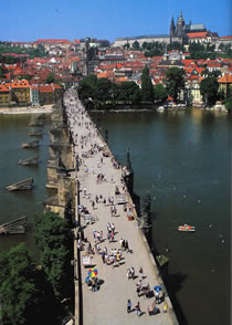 Charles Bridge, Prague 1