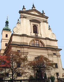Infant Jesus of Prague and Church of Our Lady Victorious