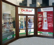 Pharmacy Dr. Max, New Town, Prague 1