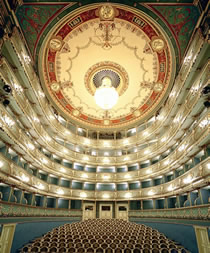 Estates Theatre, Old Town, Prague 1