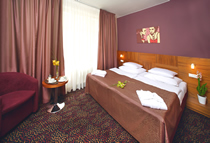 First Republic Hotel, New Town, Prague 2