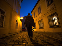 Prague Ghost Tour & Legends of the Old Town