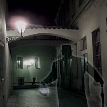Prague Ghosts & Legends Walking Tour, Old Town, Prague 1