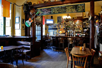 James Joyce Irish Pub, Old Town, Prague 1