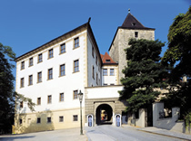 Lobkowicz Palace at Prague Castle