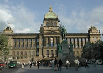 National Museum, New Town, Prague 1