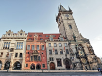 Old Town Hall Tower & Astronomical Clock