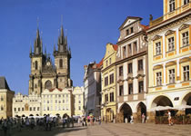 Old Town Square, Old Town, Prague 1