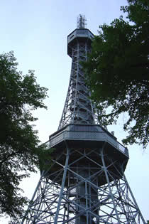 Petrin Hill & Observation Tower, Lesser Town, Prague 5