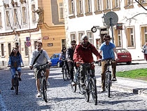 Prague Bike Tour & Pub Crawl, Old Town, Prague 1