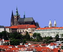Prague Castle, Castle District, Prague 1