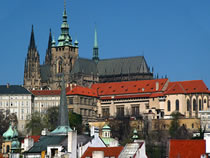 Prague Castle Walking Tour, Prague