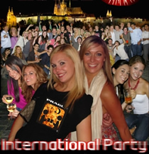 Pub & Club Party, Old Town, Prague 1