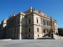Rudolfinum Concert Hall, Old Town, Prague 1