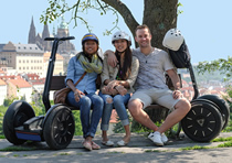 Prague Segway City Tour, Lesser Town, Prague 1