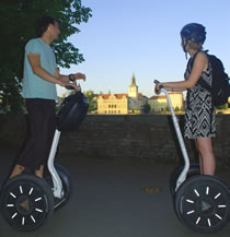Prague Segway Movie Tour, Lesser Town (Mala Strana), Prague 1
