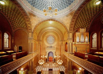 Spanish Synagogue, Josefov, Prague 1