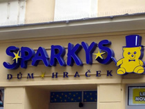 House of Sparkys, Old Town, Prague 1
