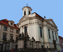 Heydrich Terror Memorial and St. Cyril & Methodius Cathedral