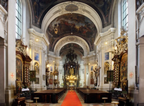 St. Clement's Cathedral, Old Town, Prague 1