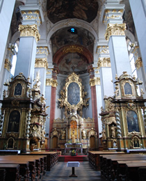 St. Jilji Church, Old Town, Prague 1