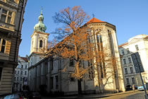 St. Salvator Church Old Town, Old Town, Prague 1