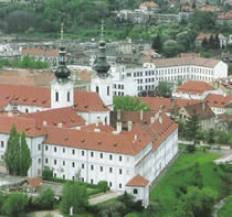 Strahov Monastery, Castle District, Prague 1