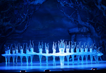 Swan Lake (Tchaikovsky) at the Prague State Opera in Prague