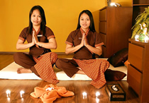 Thai Massage & Sauna Package
