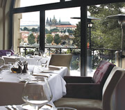 Bellevue Restaurant, Old Town, Prague 1