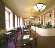 Caf� Louvre, New Town, Prague 1