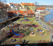 Children's Playgrounds in Prague