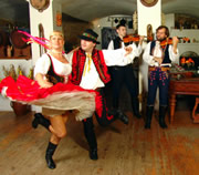 Czech Folk Night Excursion