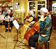Dinner & Mozart Night | Dinner & Jazz Night