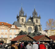 Prague Easter Markets