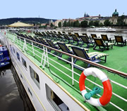 Prague Stag Weekends: 3* Old Town Florentina Boat Hotel