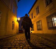 Prague Ghosts & Legends Walking Tour