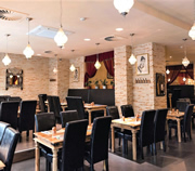 Indian Jewel Restaurant, Old Town, Prague 1