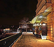 Lavka Bar & Club, Old Town, Prague 1