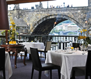 Prague's Most Romantic Restaurants