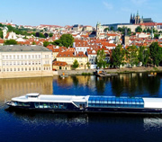 Prague Panoramic Dinner Cruise