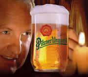 Czech Beer in Prague - Pilsner Urquell, Budvar, Budweiser