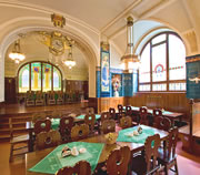 Plzenska Beer Hall Restaurant, Old Town, Prague 1