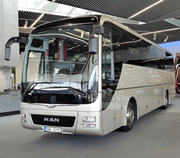 Prague Airport Coach